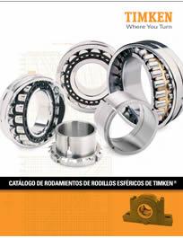 Catálogo de rodamientos de rodillos esféricos de Timken ®