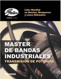 Master de bandas industriales